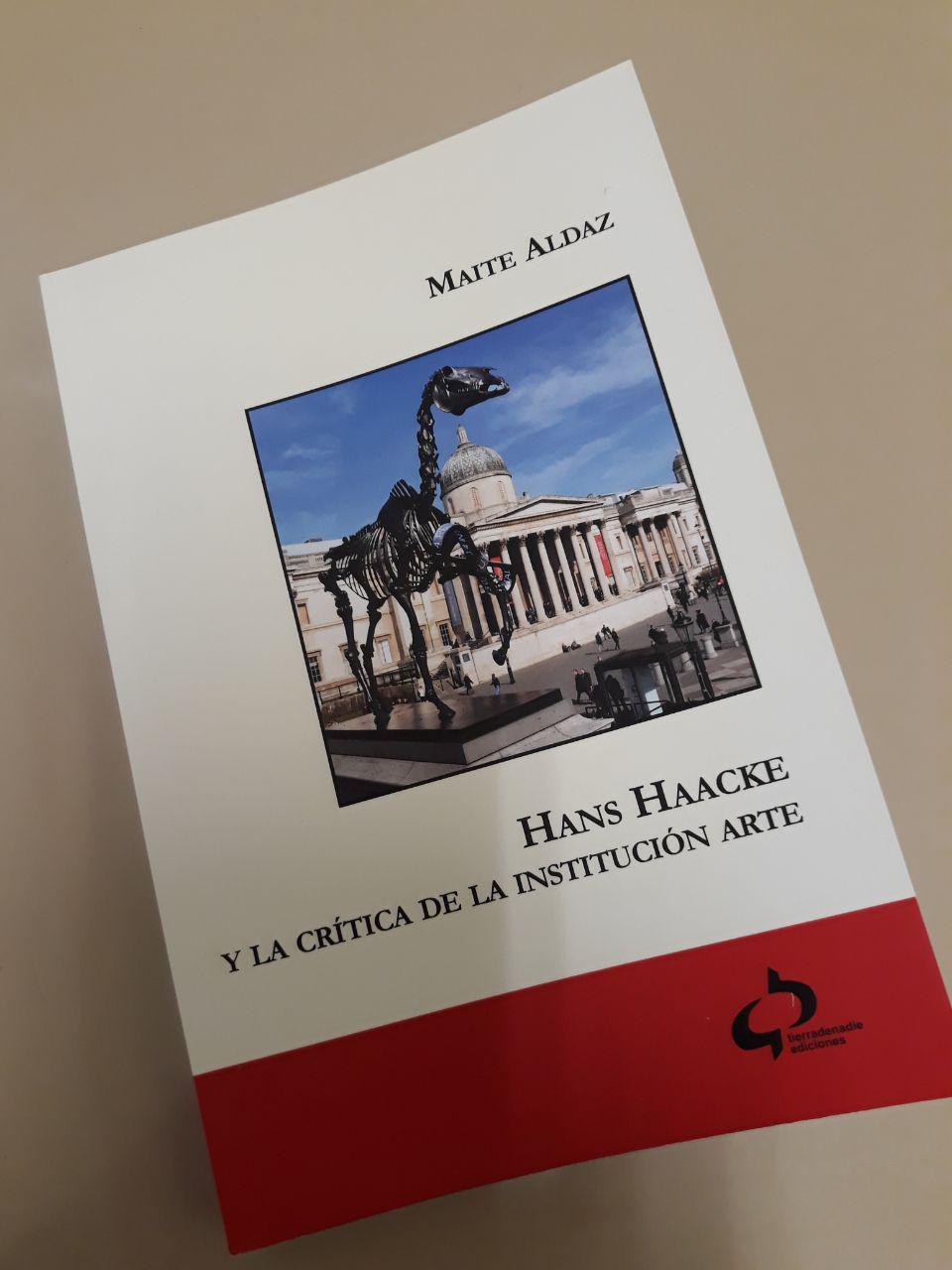 libro haacke foto
